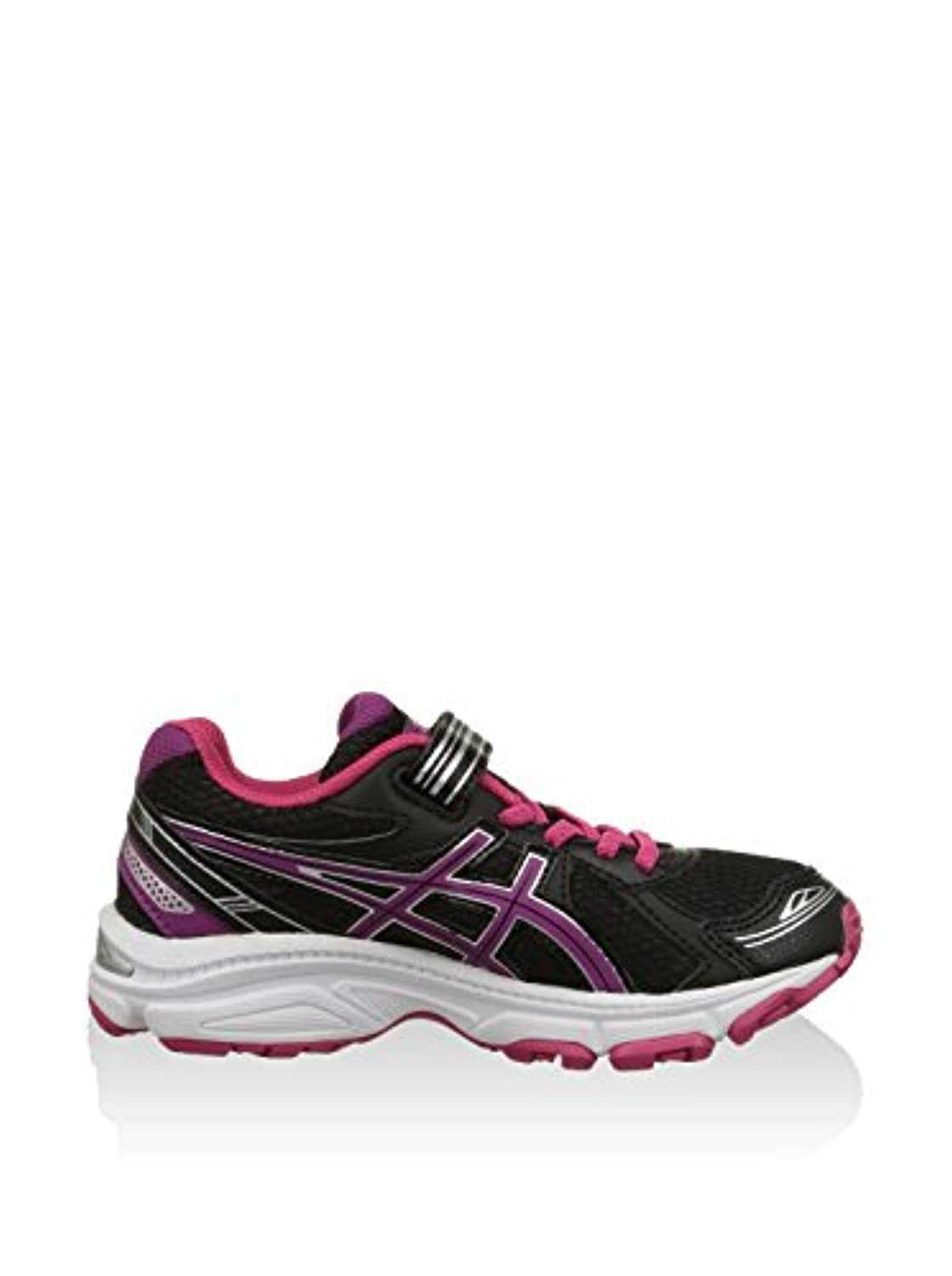 Asics Unisex Children Running Pre Galaxy 7 Ps Sneakers black Size: 13