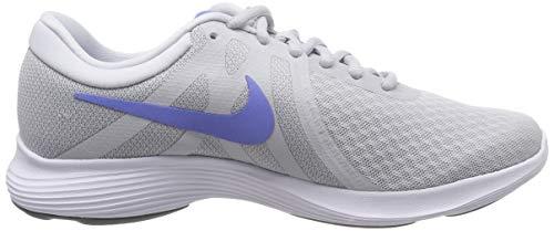 online retailer 7f733 8948a 4 Nike Grey Platinum Wmns De 013 wolf Mujer Revolution Para Running pure  royal Eu Zapatillas ...
