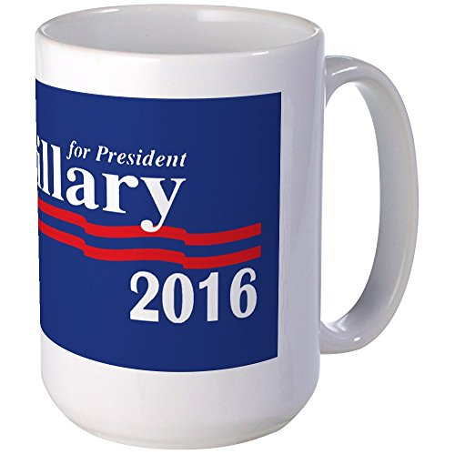 CafePress Hillary Clinton President Coffee