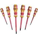 MLTOOLS® 1000v Insulated Magnetic Tip Screwdriver Set VS333