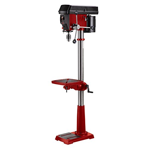 OEMTOOLS 24826 15'' Heavy Duty 16-Speed Floor Drill Press by OEMTOOLS