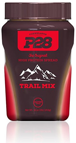 P28 Foods Formulated High Protein Spread, Trail Mix, 16 Ounce …