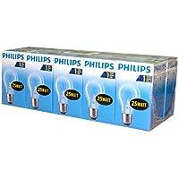 PHILIPS Gloeilampen E27 25W WW 10