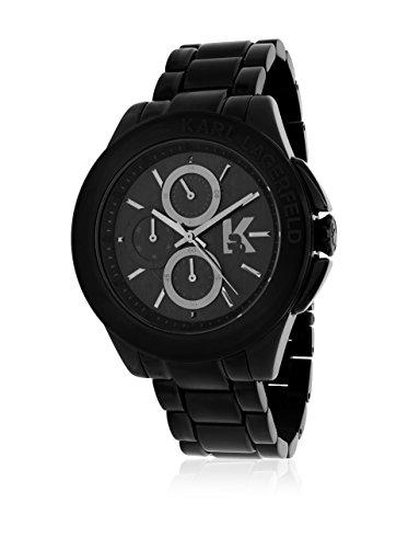 karl-lagerfeld-unisex-chronograph-black-ion-plated-stainless-steel-bracelet-watch-44mm-kl1401