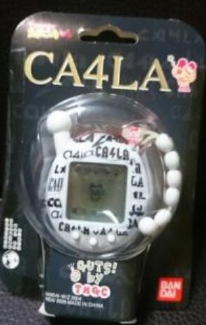 CA4LA x たまごっち カシラッチ じんせーエンジョイ たまごっちプラス B00DW3NV2G