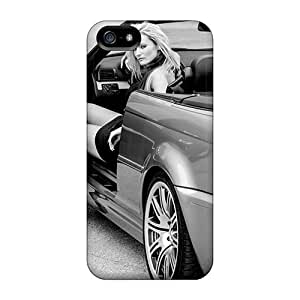 First-class Case Cover For Iphone 5/5s Dual Protection Cover Bmw M3 With Model