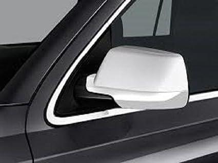 MaxMate Fit 2015-2016 Cadillac Escalade ESV//2015-2016 Chevrolet Suburban LS//LT//LTZ//Tahoe//2015-2017 GMC Yukon//Yukon XL//SLE//SLT Chrome Full Mirror Cover