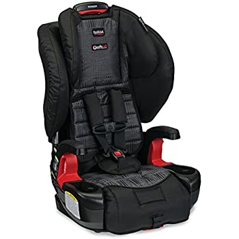 Britax Pioneer Combination Harness-2-Booster Car Seat - Domino