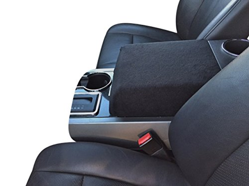 LINCOLN MARK LT 2005-2009 TRUCK Auto Center Console Armrest Cover Protects from Dirt and Damage Renews old damaged consoles. Black