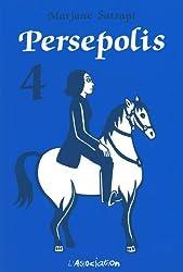 Persepolis: Persepolis 4 (French Edition)
