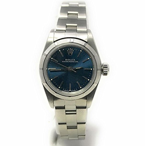 Used Ladies Rolex Watches (Rolex Oyster Perpetual swiss-automatic womens Watch 67230 (Certified Pre-owned))