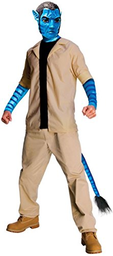 Rubie's Men's Avatar Jake Sulley Costume X Large