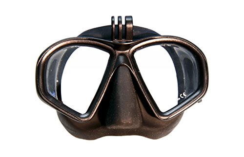 Hammerhead MV3 Range GoPro Mask Clear (Camera Go Head Pro)