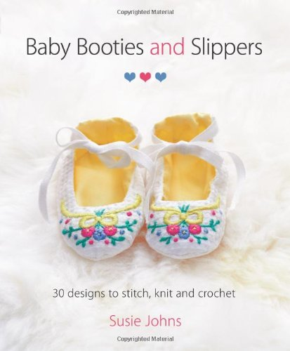Baby Booties Slippers Designs Crochet