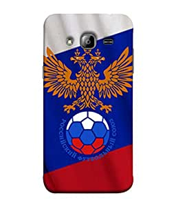 ColorKing Football Russia 30 Multi Color shell case cover for Samsung J5 2015