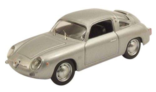 1/43 フィアット アバルト 750 ザガート (1958) `Prova` メタリック 9483
