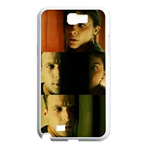 QSWHXN Amelie Phone Case For Samsung Galaxy Note 2 N7100 [Pattern-5]