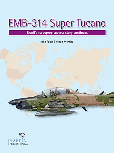 Emb-314 Super Tucano: Brazil's Turboprop Success Story Continues