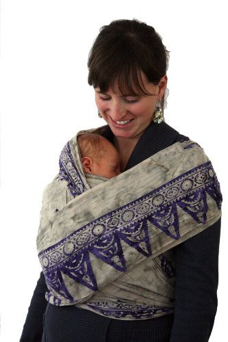 Wrapsody Breeze Baby Carrier, Shanti, Small/Medium - Gypsy Mama Wrap