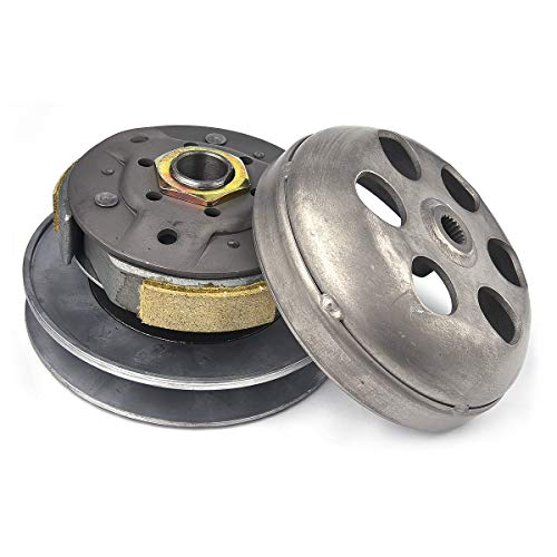 Secondary Rear Clutch Driven Pulley for Honda Helix CN250 CH250 Elite Touring - Clutch Helix