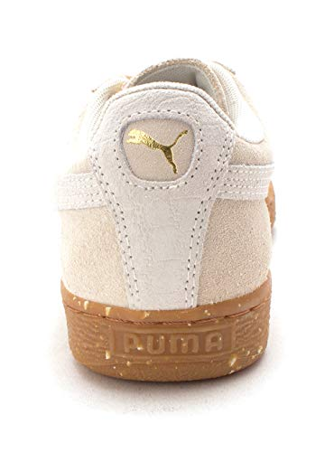 Frauen gold us Whisper Puma White Femme Baskets Pour RHwxx0gI