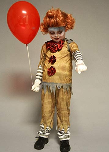 Magic Box Disfraz de Estilo Payaso para niño New Pennywise It with ...