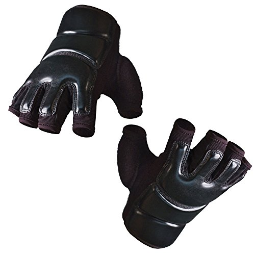 Tiger Claw Grappling Gloves – Light Style by Black/White