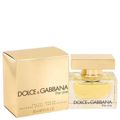 Dolce & Gabbana The One For Women. Eau De Parfum Spray 1-Ounce , Free Express Shipping (Dolce And L Gabbana One The)