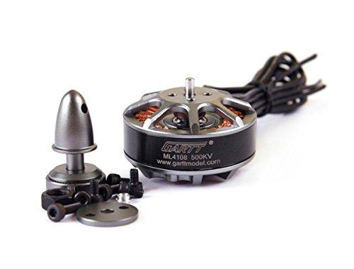 - GARTT ML4108 500KV Outrunner Brushless Motor for Quadcopter Multi-Rotor