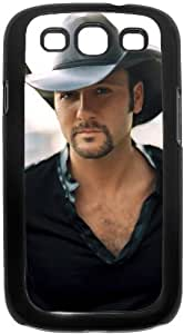 Time McGraw v2 Samsung Galaxy S3 Case 3102mss by Maris's Diary