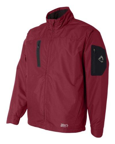 - Dri-Duck Glacier Mini-Ripstop Jacket with Polar Fleece Lining . 5320 - XX-Large - Garnet