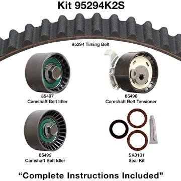 Dayco 95294K2S Timing Belt Kit