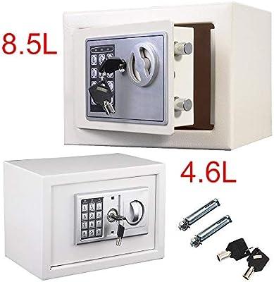 Caja de Seguridad electrónica con contraseña para Guardar Dinero ...