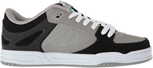 Globe Heren Middel Skate Schoen Black / Charcoal / Wintertaling