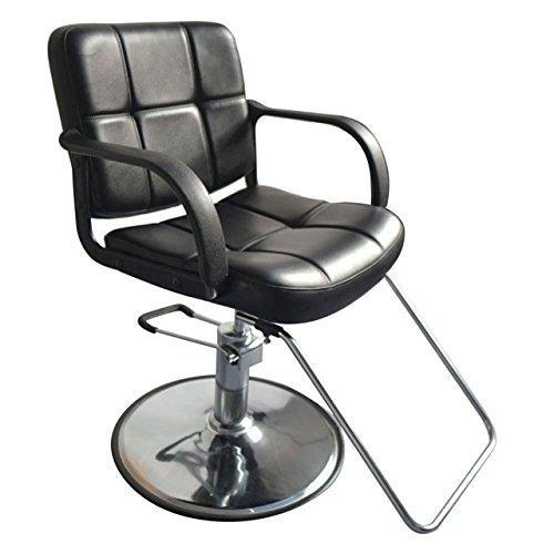 New Classic Hydraulic Barber Chair Styling Salon Home Beauty Equipment Spa/ Black - Mall Lancaster Pa