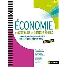 Économie aux concours des grandes écoles (PREPAS COMMERC) (French Edition)