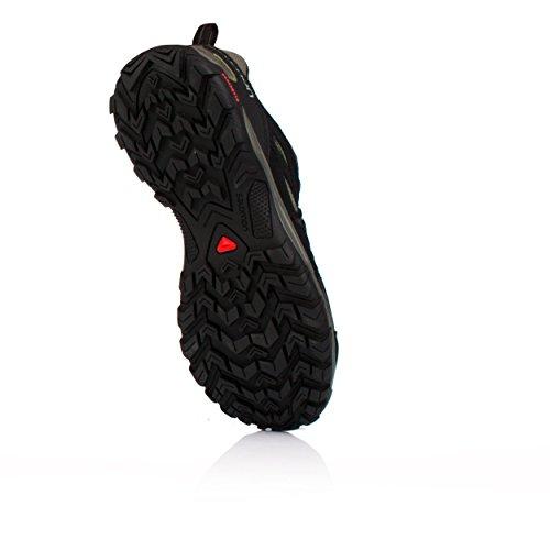 Salomon Men's Evasion 2 GTX Hiking and Multifunction Shoe Grey (Castor Gray/Black/Chive Castor Gray/Black/Chive) uO4MYY1yVw
