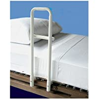 RI2025HEA - Transfer Handle Bed Rail, 23 H x 5-1/2 W, Spring Based, 27 L x 12 W Bed Board