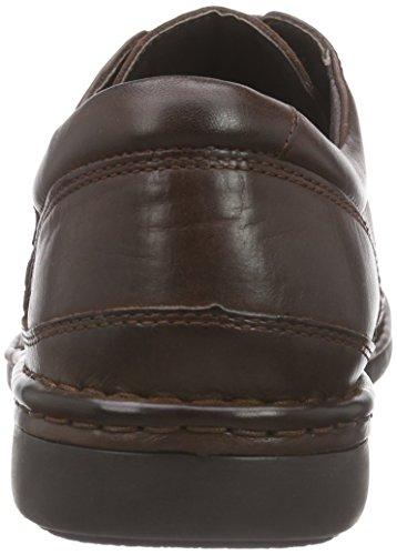 Marron Chaussures Olmo Pikolinos ville Oviedo homme Olmo de q7HSSawX