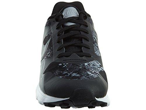 Nike Mujeres Air Pegasus 92/16 Estampado Negro / Lobo Gris-blanco