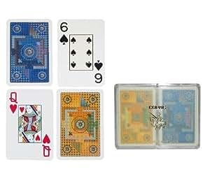 Copag Silver Series Bridge Size Playing Cards (Mandala)