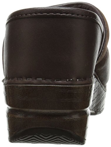 Dansko Pro Women's Mule Patchwork Brown gqrEg