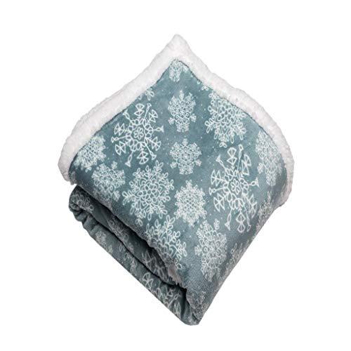 Vera Neumann  Iclyn Sherpa Throw Blanket, 50 x 60, Beige