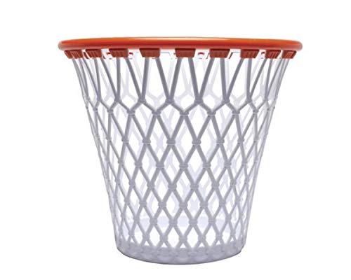 Wisechoice Durable Basketball Hoop Wastebasket   Shoot & Score