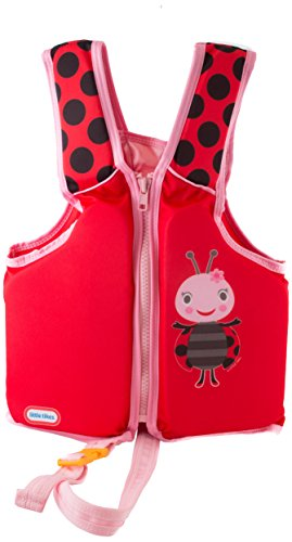 [Little Tikes Swim Vest Ladybug ,Medium/Large] (Ladybug Soft Costumes)