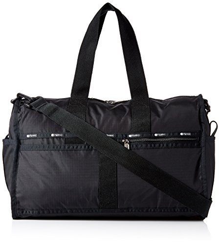 LeSportsac Women's Baby Weekender, True Black