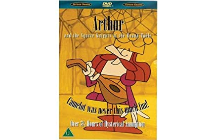Amazon arthur and the square knights of the round table arthur and the square knights of the round table watchthetrailerfo
