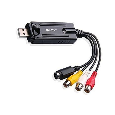 mygica ez grabber box usb scheda acquisizione  MyGica Capit Grabber Video Box USB Scheda Acquisizione Video per ...