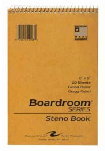 ROA12103 - Steno Book by Roaring Spring