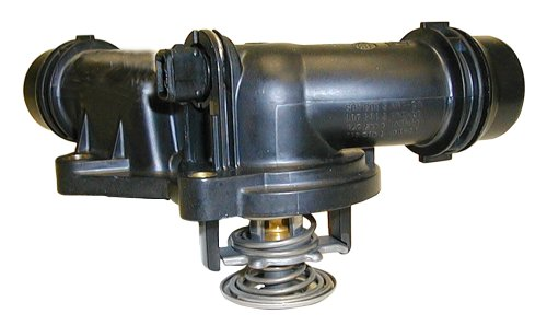 Stant 14602 Thermostat And Housing - 206 Degrees Fahrenheit (Housing Cooling System Thermostat)